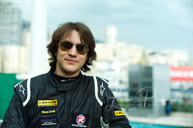 Grand Prix de Monte Carlo Historic 2012 Rob Austin