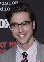 "WEST HOLLYWOOD, CA - OCTOBER 13, 2016:  Ryan McCartan at the red carpet premiere of Fox's ""The Rock Horror Picture Show: Lets Do the Time Warp Again"" at The Roxy on October 13, 2016 in West Hollywood, California. Credit: mpi991/MediaPunch"