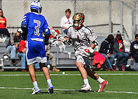 NCAA Men's Lacrosse: VMI overpowers Hampton, 25-4