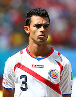 Giancarlo Gonzalez of Costa Rica