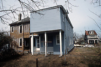 1986 March ..Redevelopment.Huntersville 1&2 (R-70)..863 B AVENUE .AFTER...NEG#.NRHA#..