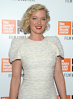 NEW YORK, NY - OCTOBER 01:  Gretchen Mol attends the 54th New York Film Festival - 'Manchester by the Sea' World Premiere at Alice Tully Hall at Lincoln Center on October 1, 2016 in New York City.Photo Credit: John Palmer/MediaPunch