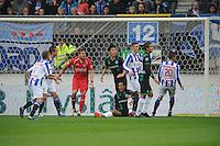 VOETBAL: HEERENVEEN: Abe Lenstra Stadion, 21-10-2012, SC Heerenveen - FC Groningen, Einduitslag 3-0, ©foto Martin de Jong