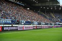 VOETBAL: HEERENVEEN: Abe Lenstra Stadion 29-08-2015, SC Heerenveen - PEC Zwolle, uitslag 1-1, SC Heerenveen publiek, ©foto Martin de Jong