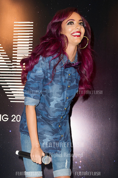 Jade Thirwell from Little Mix at the Bershka Flagship Store Launch Party, Oxford Street, London. 14/11/2012 Picture by: Simon Burchell / Featureflash.
