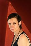 Sara Stridsberg, swedish writer.