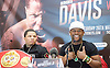 Floyd Mayweather Jr &amp; Frank Warren press conference at The Savoy Hotel, London, Great Britain <br /> 7th March 2017 <br /> <br /> 