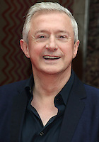 Louis Walsh at the Press launch of 'The X Factor' 2016 at the Ham Yard Hotel, London on 25th August 2016<br /> CAP/ROS<br /> &copy;Ross/Capital/MediaPunch
