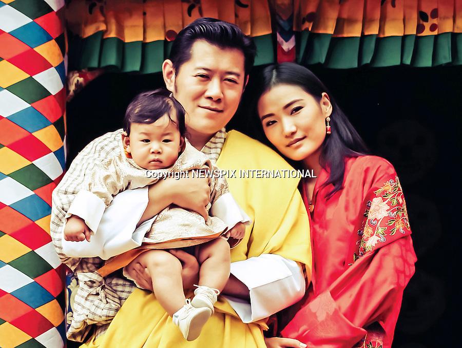 Prince Jigme Of Bhutan and Parents