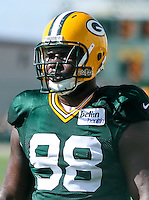 2015 August 4th Green Bay Packers Training Camp