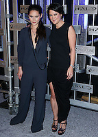 HOLLYWOOD, LOS ANGELES, CA, USA - NOVEMBER 10: Christina Chong, Kiki Wolfkill arrive at the HaloFest - Halo: The Master Chief Collection Launch Event held at Avalon on November 10, 2014 in Hollywood, Los Angeles, California, United States. (Photo by Xavier Collin/Celebrity Monitor)