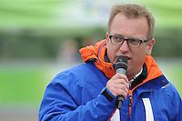 INLINE SKATEN: ALMERE: 01-06-2013, NK Inline Skaten, Jan van der Meulen, ©foto Martin de Jong