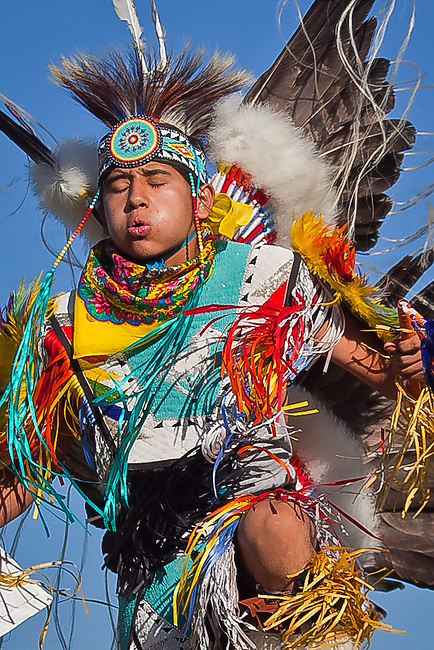 Powwow Dancers - Adult 2