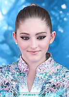 HOLLYWOOD, LOS ANGELES, CA, USA - MAY 28: Willow Shields at the World Premiere Of Disney's 'Maleficent' held at the El Capitan Theatre on May 28, 2014 in Hollywood, Los Angeles, California, United States. (Photo by Xavier Collin/Celebrity Monitor)