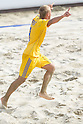 Oleg Mozgovyy (UKR), SEPTEMBER 4, 2011 - Beach Soccer : FIFA Beach Soccer World Cup Ravenna-Italy 2011 Group D match between Ukraine 4-2 Japan at Stadio del Mare, Marina di Ravenna, Italy, (Photo by Enrico Calderoni/AFLO SPORT) [0391]