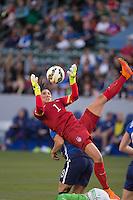 US Women's National Soccer team vs Mexico