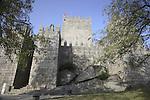 San Miguel Castle; Guimaraes; Minho; Portugal