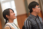 International Students Reception 2007