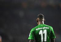 FUSSBALL   1. BUNDESLIGA    SAISON 2012/2013    17. Spieltag   SV Werder Bremen - 1. FC Nuernberg                     16.12.2012 Eljero Elia (SV Werder Bremen)
