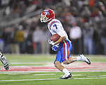 Ole Miss vs. Louisiana Tech's Myles White (7) in Oxford, Miss. on Saturday, November 12, 2011.