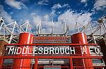 Middlesbrough v Wigan 21/02/2009