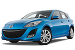 Mazda Mazda3 S Grand Touring Hatchback 2010