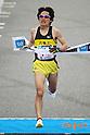 Kazuhiro Maeda (JPN), .February 26, 2012 - Marathon : .Tokyo Marathon 2012 .at Tokyo Big Sight, Tokyo, Japan. .(Photo by AJPS/AFLO SPORT) [1045]