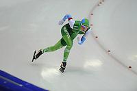 SCHAATSEN: HEERENVEEN: 25-10-2014, IJsstadion Thialf, Trainingswedstrijd schaatsen, Reina Anema, ©foto Martin de Jong