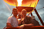 20100128 January 28 Gold Coast Hot Air Ballooning
