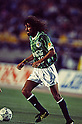 Ruy Ramos (Verdy),..MAY 15, 1993 - Football :..J.League Opening Match between Verdy Kawasaki 1-2 Yokohama Marinos at National Stadium in Tokyo. Japan. (Photo by Katsuro Okazawa/AFLO)