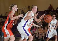 Girls Basketball Varsity vs. Hamilton Heights 11-25-08