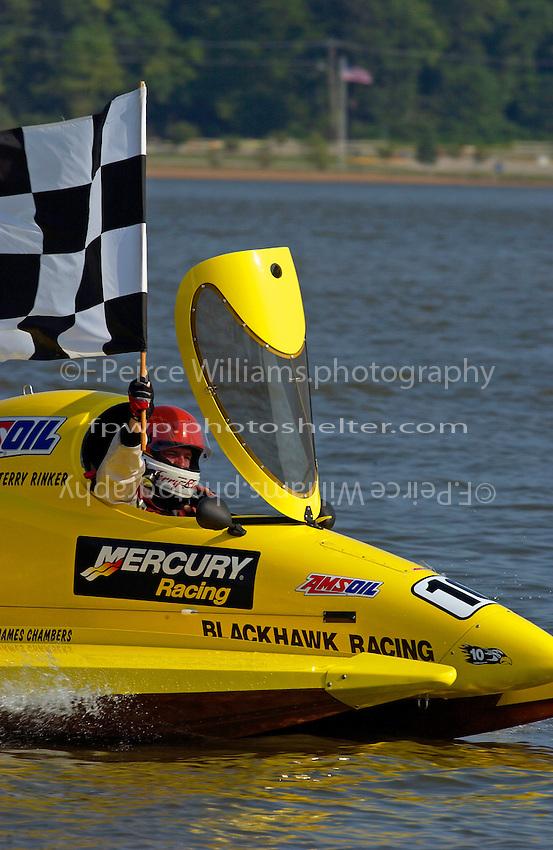 Winner Terry Rinker #10        (Champ/Formula 1)