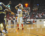"Ole Miss guard Donald Williams (25) at the C.M. ""Tad"" Smith Coliseum in Oxford, Miss. on Thursday, December 29, 2010. Ole Miss won 100-62. Williams scored 8 points. (AP Photo/Oxford Eagle, Bruce Newman)"
