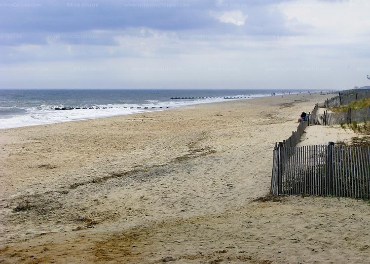 Rehoboth Beach, Delaware, USA.  © Rick Collier