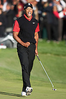 December 4, 2011: Zach Johnson during the final round of the Chevron World Challenge held at Sherwood Country Club, Thousand Oaks, CA.