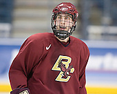 Kyle Kucharski - The Boston College Eagles practiced at the Bradley Center in Milwaukee, Wisconsin, on April 7, 2006 in preparation for the 2006 Frozen Four Final game vs. the University of Wisconsin on April 8, 2006.