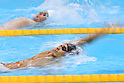 2012 Olympic Games - Swimming - Men's 200m Backstroke Heat
