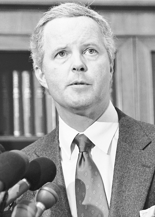 undated: Rep. Tom Campbell, R-CA.          Maureen Keating/Roll Call
