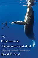 The Optimistic Environmentalist, August 1, 2015, book cover use, editorial, USA, Image ID: Humpback-Whale-0370