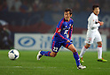 Naotake Hanyu (FC Tokyo), MARCH 18, 2012 - Football / Soccer :2012 J.LEAGUE Division 1 between FC Tokyo 3-2 Nagoya Grampus at Ajinomoto Stadium, Tokyo,  Japan. (Photo by Atsushi Tomura /AFLO SPORT) [1035]