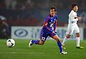Naotake Hanyu (FC Tokyo), MARCH 18, 2012 - Football / Soccer :2012 J.LEAGUE Division 1 between FC Tokyo 3-2 Nagoya Grampus at Ajinomoto Stadium, Tokyo,  Japan. (Photo by Atsushi Tomura /AFLO SPORT) [1035]