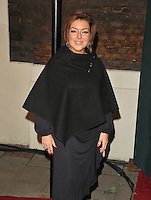 Sheridan Smith at the London Evening Standard Theatre Awards 2016, The Old Vic, The Cut, London, England, UK, on Sunday 13 November 2016. <br /> CAP/CAN<br /> &copy;CAN/Capital Pictures /MediaPunch ***NORTH AND SOUTH AMERICAS ONLY***