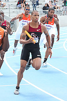 Maurice Mitchell National Champion