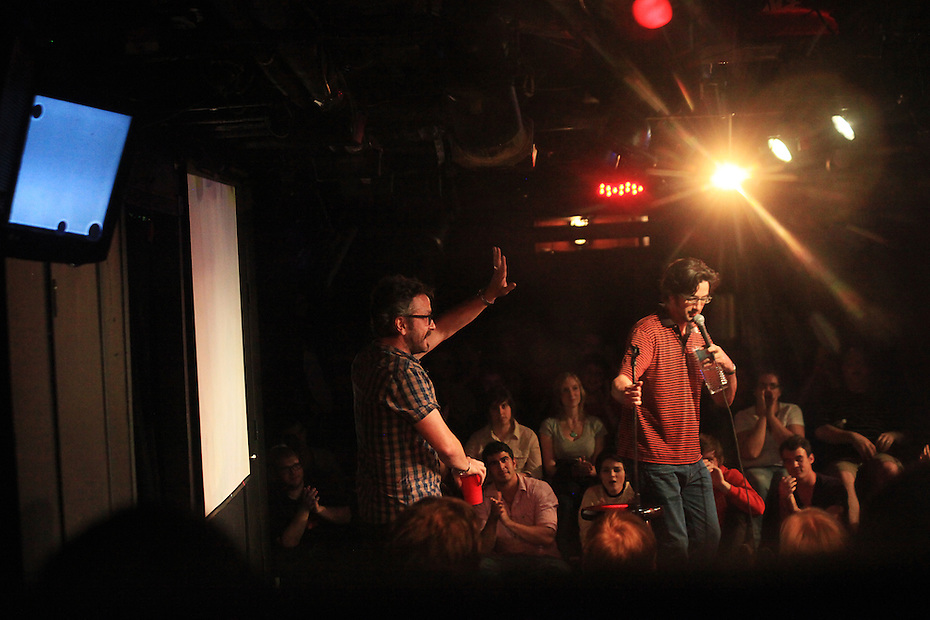 Whiplash - UCB Theater - NYC - September 12, 2011