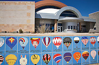 Albuquerque International Balloon Museum - photos