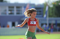 ATLETIEK: HEERENVEEN: 19-09-2015, Athletic Champs AV Heerenveen, Marije Brouwer (#70 | 11 jaar), ©foto Martin de Jong