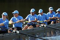 20121012 Darden Executive Education Rowing