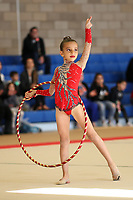 Daniella Kucherenko, Level-4 (Irene) @ LA Cup 2017.