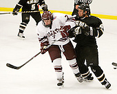 Billy Rivellini (Colgate - 7), Cody Ikkala (Army - 4) - The host Colgate University Raiders defeated the Army Black Knights 3-1 in the first Cape Cod Classic on Saturday, October 9, 2010, at the Hyannis Youth and Community Center in Hyannis, MA.