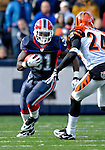 4 November 2007: Buffalo Bills cornerback Jason Webster in action against the Cincinnati Bengals at Ralph Wilson Stadium in Orchard Park, NY. The Bills defeated the Bengals 33-21 in front of a sellout crowd of 70,745...Mandatory Photo Credit: Ed Wolfstein Photo